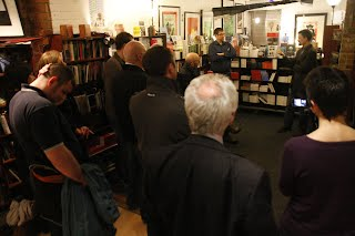 No Alibis bookstore launch