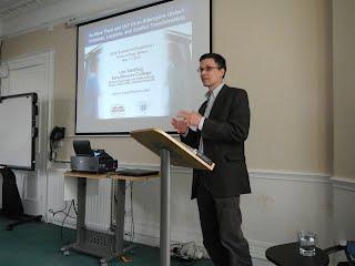 Lee Smithey ISE 2012